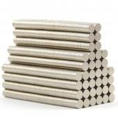 Неодимовый магнит 4х1.5 мм