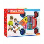 Магнитный конструктор Magical Magnet 46 деталей