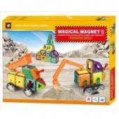 Магнитный конструктор Magical Magnet 162 - Э