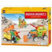 Магнитный конструктор Magical Magnet 162 - Т