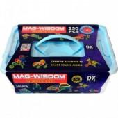 Магнитный конструктор Mag-Wisdom 250 деталей
