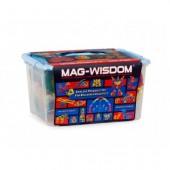 Магнитный конструктор Mag-Wisdom 188 деталей