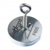 Односторонний поисковый магнит Непра F600